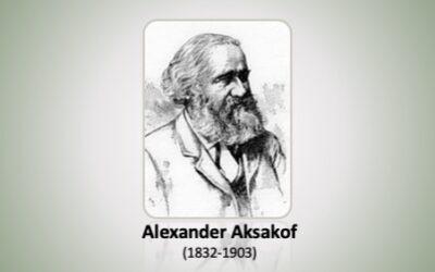 Alexander Aksakof