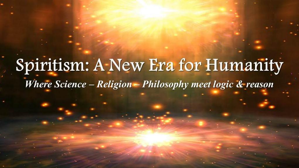 spiritism new era for humanity