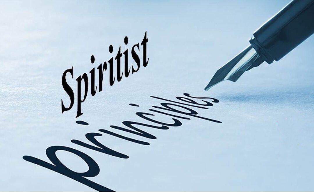 spiritist priniciples